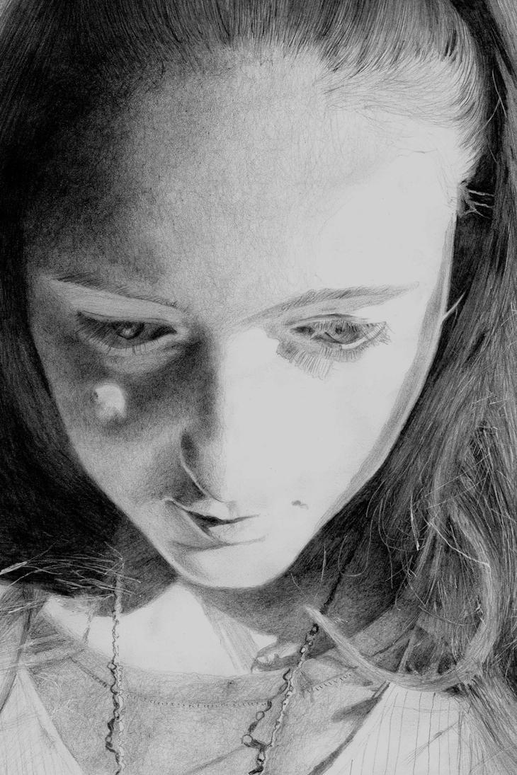 teen girl 1.5 by JanKulinicz