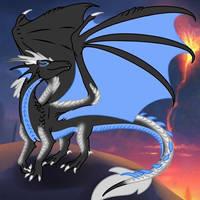 Dragon OC (Also courtesy of Magnabloodymoon)