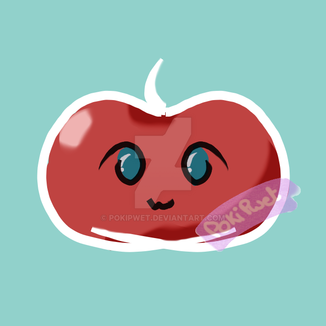 [ProfilPic] Tomato by PokiPwet