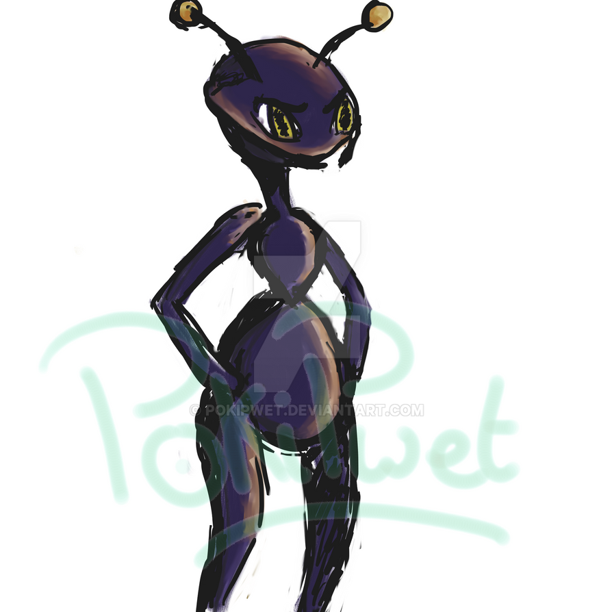 [QS] Ant by PokiPwet