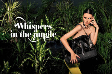 Whispers in the jungle , Infur magazine.