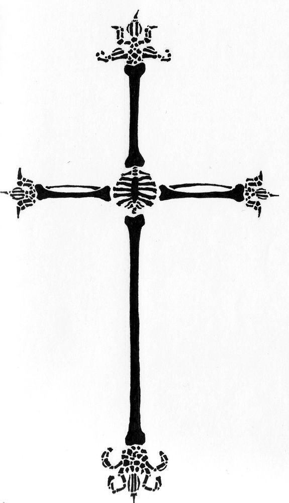 Dark Lotus - Bones by Quezzi