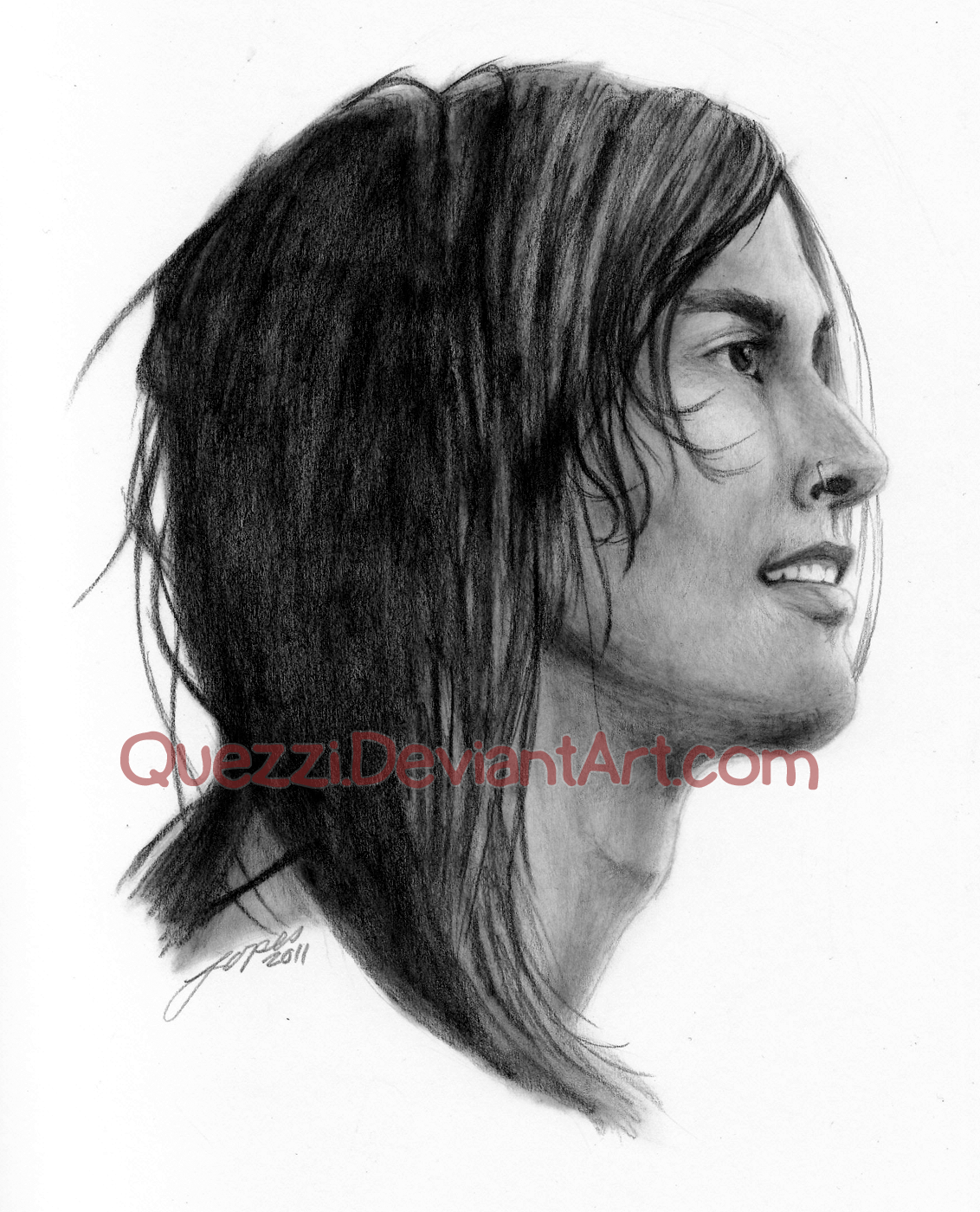 Mike Fuentes Drawing he is Mike Fuentes