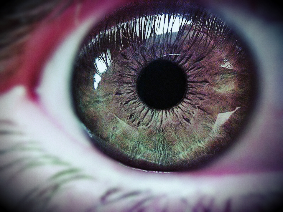 Macro Close up of my eye by munchchewy0