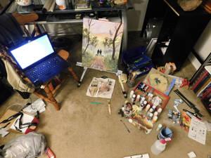 Art Mess