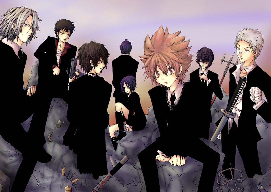 KHRFC: ABC's of Katekyo Hitman Reborn! [Game] (60 - ) - Forums