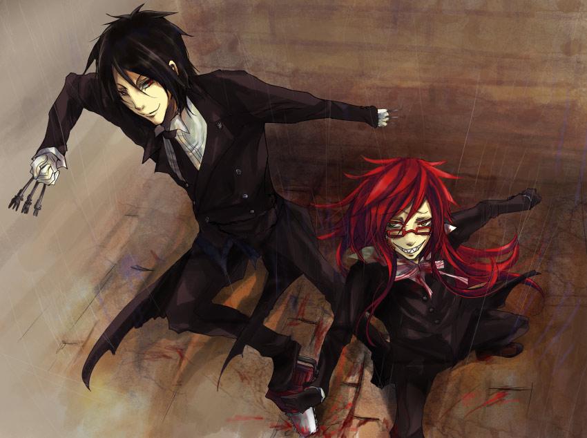 Kuroshitsuji -hell of a butler by Miyukiko
