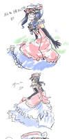 Kuroshitsuji - Webclap comic