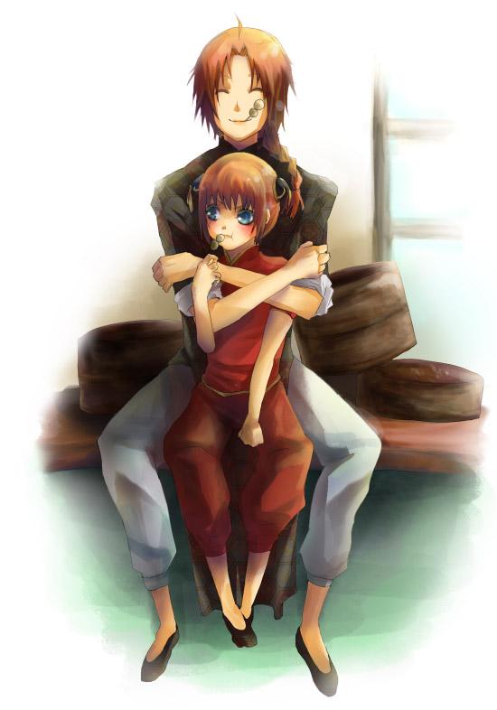 kamui and kagura relationship help