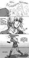 LoZ - Link's Valentines Day