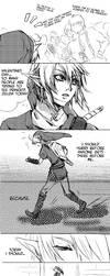LoZ - Link's Valentines Day by Miyukiko