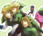 LoZ - We love Link