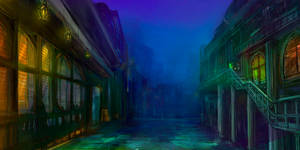 Town of endless sleep