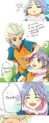 Inazuma 11 - GouFubu?? by Miyukiko
