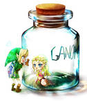 OoT - Bottled Princess