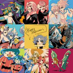 Happy Inazuma Halloween