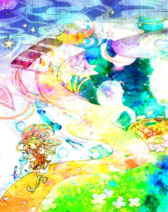 Fake reality by Miyukiko