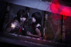 Project Zero 2: Akai Chou by Miyukiko