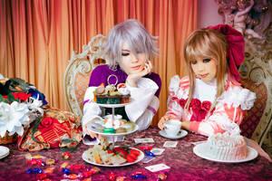 Pandora Hearts by Miyukiko