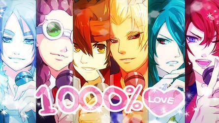 Inazuma 11 MAJI LOVE