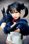 Tekken - Ling Xiaoyu Panda ver