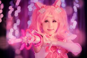 Sailormoon - ChibiMoon cos by Miyukiko
