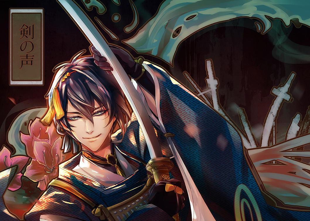 Touken Ranbu - Voice of Swords artbook by Miyukiko on DeviantArt: miyukiko.deviantart.com/art/Touken-Ranbu-Voice-of-Swords-artbook...