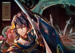 Touken Ranbu - Voice of Swords artbook