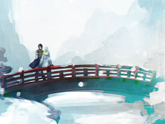 Touken - Snow Bridge
