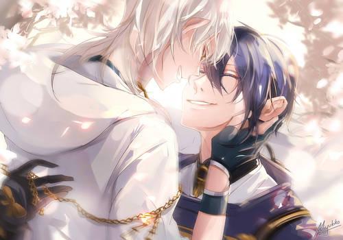 Touken Ranbu - Spring Mikatsuru