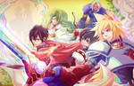 Tales of Destiny by Miyukiko
