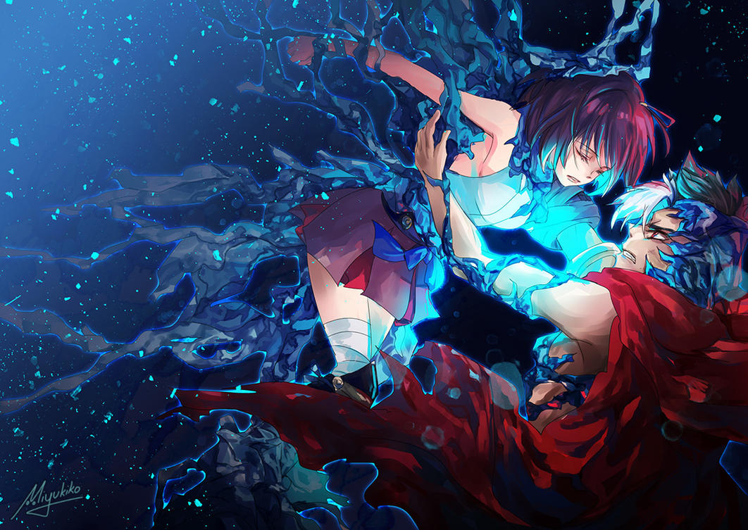 Kabaneri Of The Iron Fortress Wallpaper: Butterfly Effect By Miyukiko On