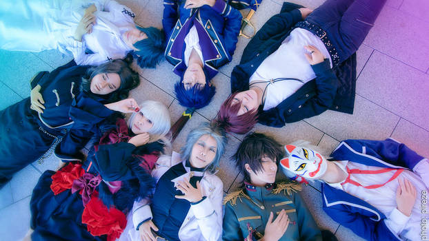 K Project - KINGS cosplay