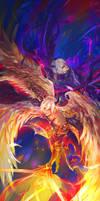Shingeki no Bahamut - Lucifer and Azazel