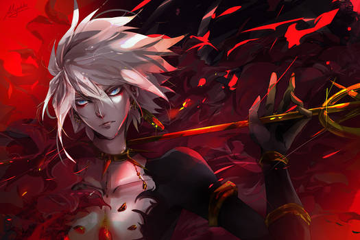 Fate - Lancer of Red