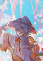 Bewinder - Hat by Miyukiko