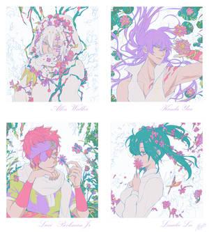 DGM - Flower Aesthetic