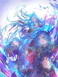 Gran BLUE Fantasy by Miyukiko