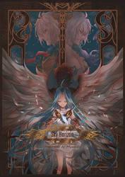 GBF artbook - Sky Horizon by Miyukiko