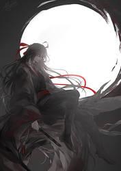 MDZS - By darkness by Miyukiko