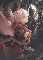 GBF - Feather by Miyukiko