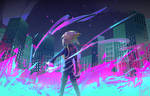 Promare - Burn it all