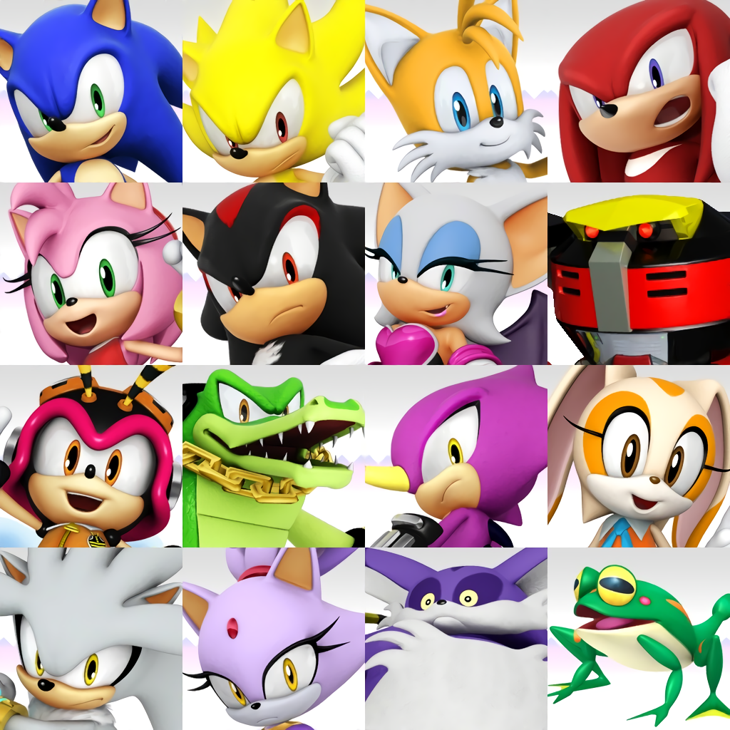 Sonic Runners Www Topsimages Com