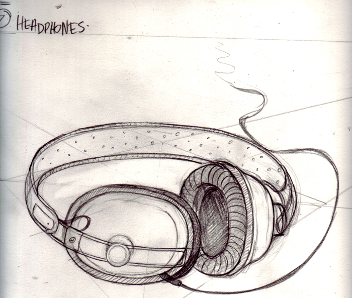 Scribble Drawing Objects : Object drawing by twistedexit on deviantart