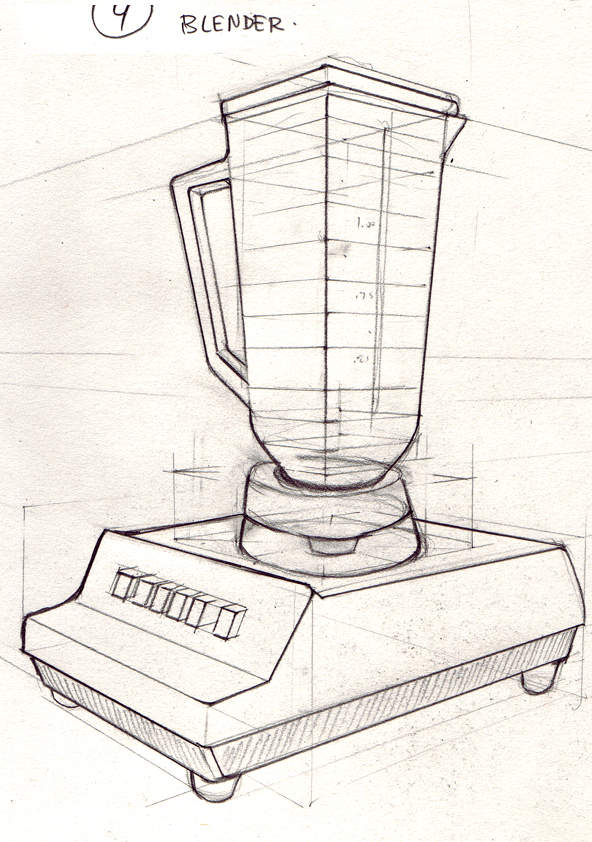 Scribble Drawing Of Objects : Object drawing by twistedexit on deviantart