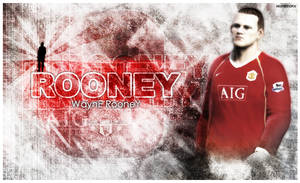 Wayne Rooney GFX