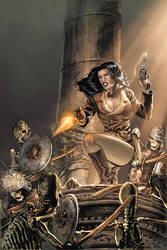 Athena Voltaire color cover