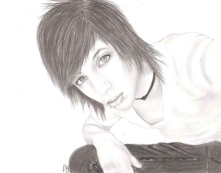 black veil brides andy. Andy Sixx(Black Veil Brides)