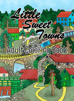 LITTLE SWEET TOWNS cover