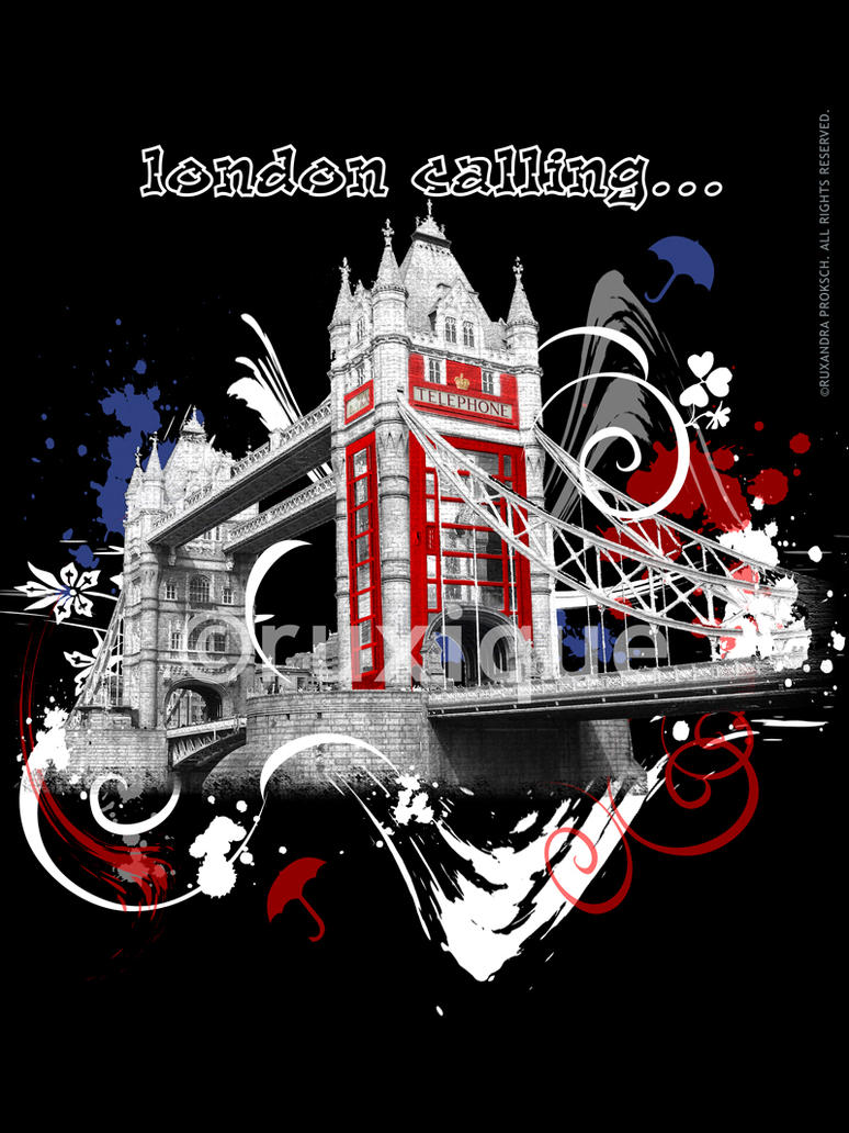 London Calling by ruxique